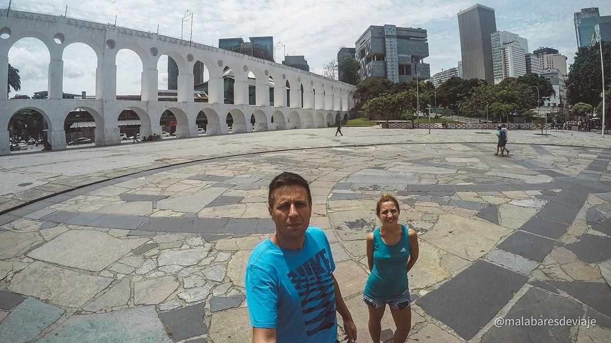 Arcos de Lapa, Rio de Janeiro