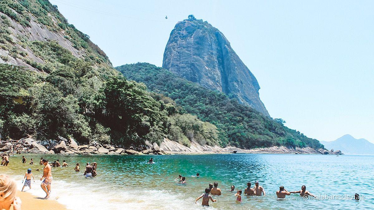 Plaza Vermelha, Pan de Azucar, Morro de Urca, Rio de Janeiro
