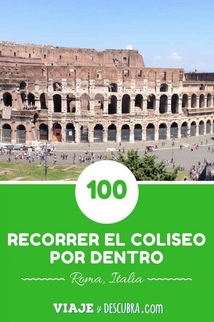 100 razones para viajar, viajeydescubra, roma, italia