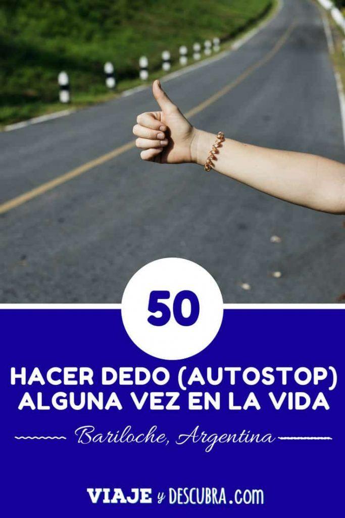 100 razones para viajar, viajeydescubra, bariloche, argentina