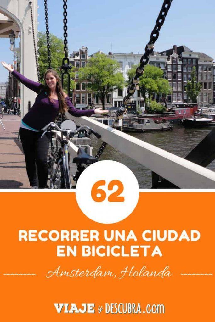 100 razones para viajar, viajeydescubra, amsterdam, holanda
