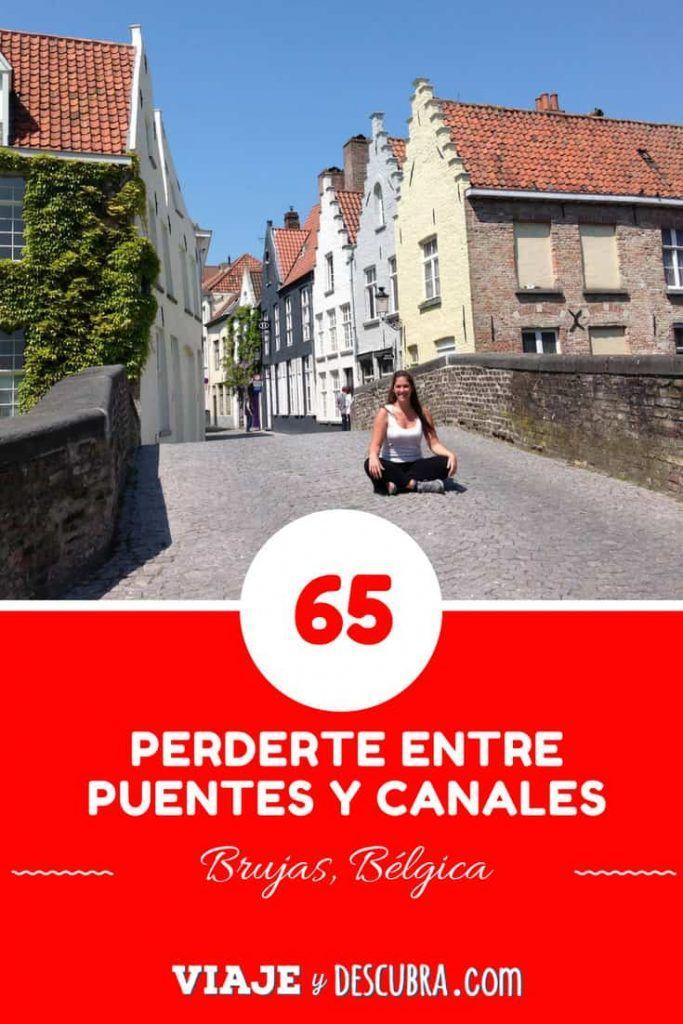 100 razones para viajar, viajeydescubra, brujas, belgica