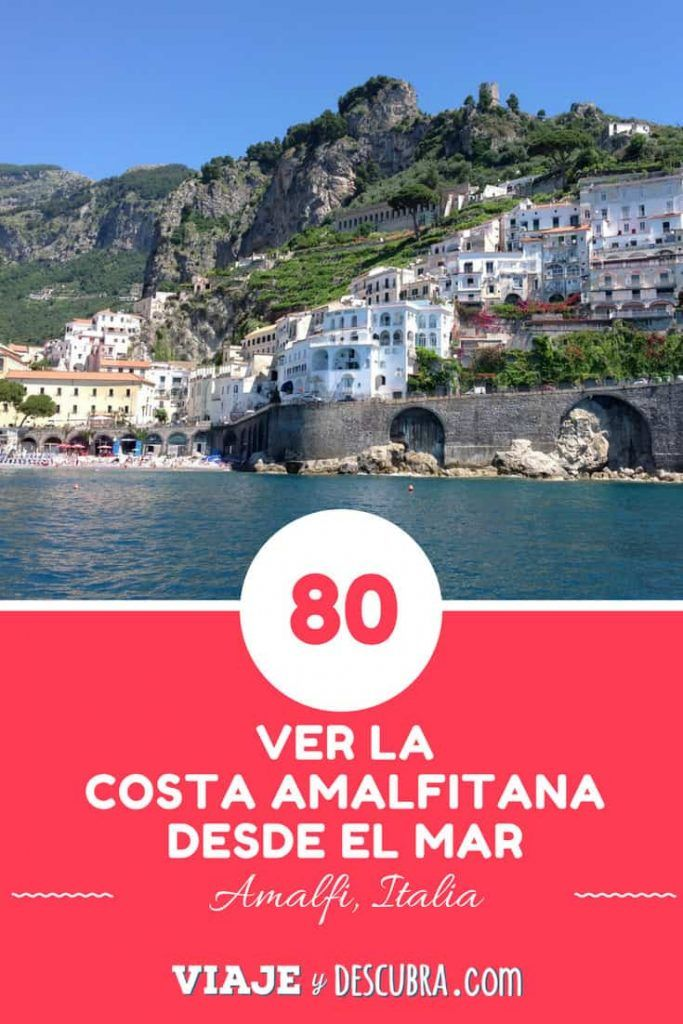 100 razones para viajar, viajeydescubra, amalfi, italia, costa amalfitana