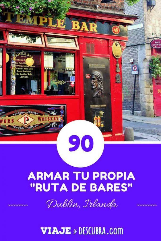 100 razones para viajar, viajeydescubra, dublin, irlanda