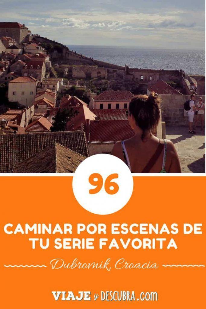 100 razones para viajar, viajeydescubra, dubrovnik, croacia
