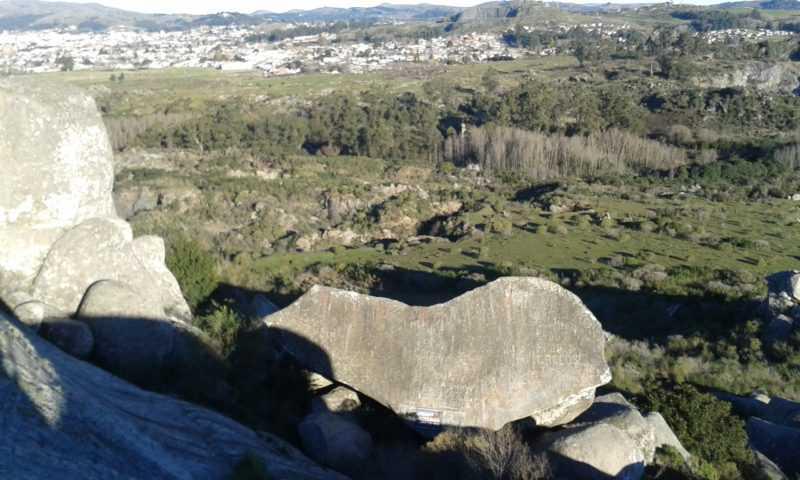 Piedra Movediza - Foto de celular