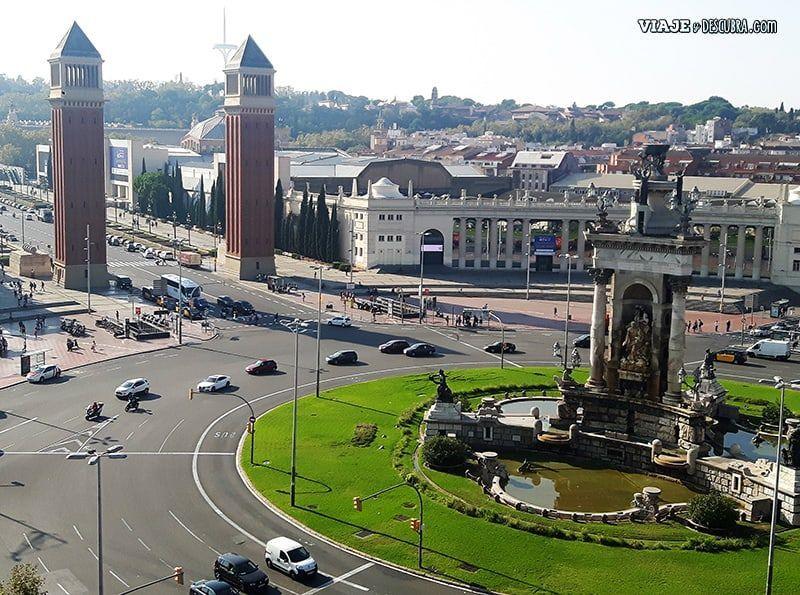 Barcelona,-lugares-desconocidos,-no-todos-conocen,-lado-b,-plaza-espana,-plaza-de-toros,-arenas