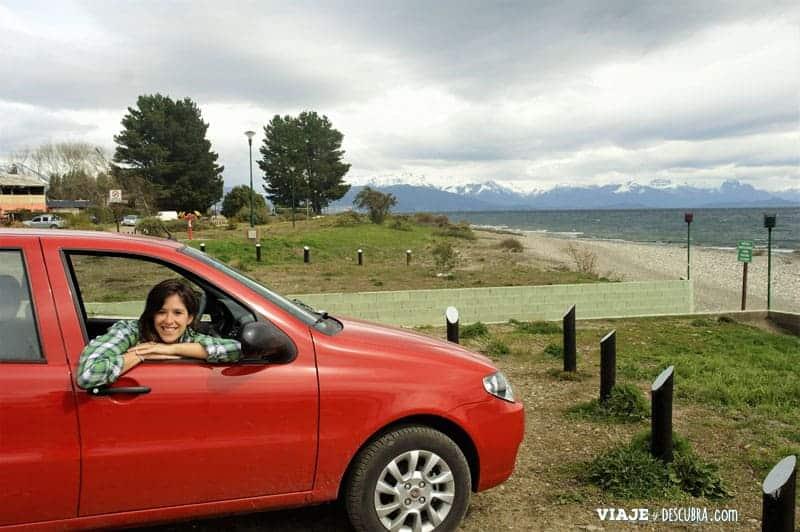 bariloche, patagonia, argentina, viajar en auto, Dina Huapi