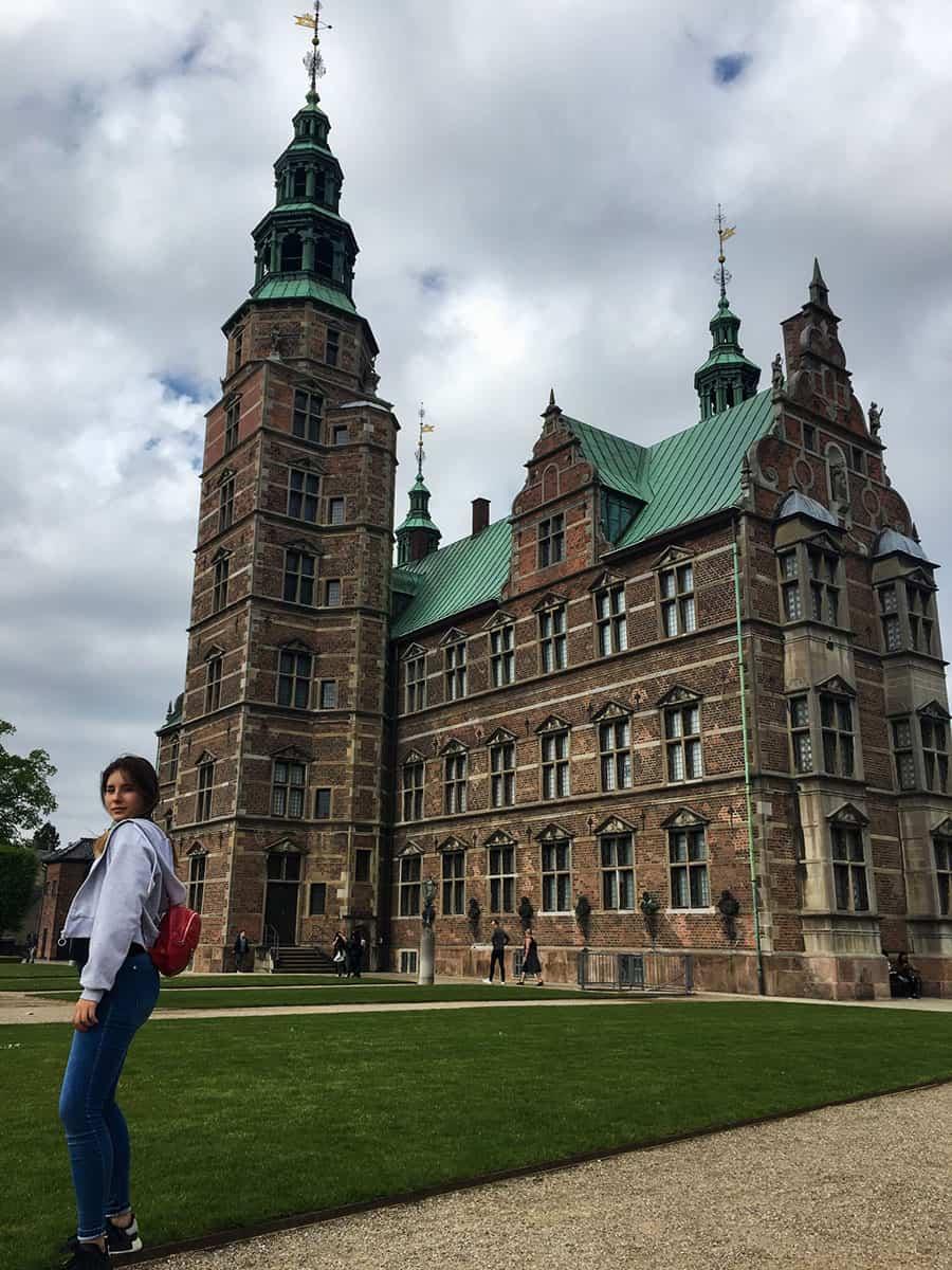 Castillo-Rosenborg,-Copenhague