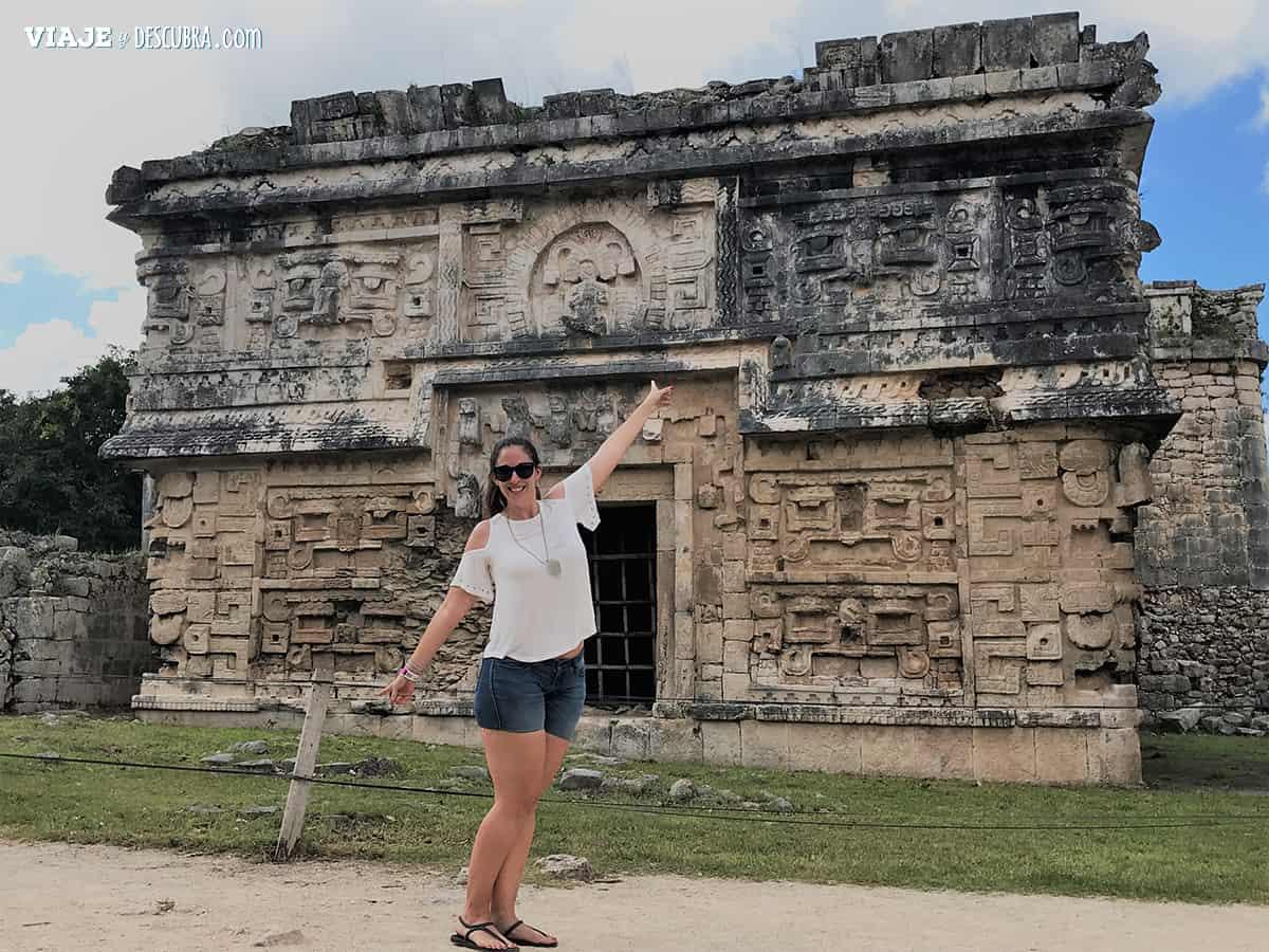 Chichen-Itza,-ruinas-mayas,-mexico,-chichen-viejo,-las-monjas