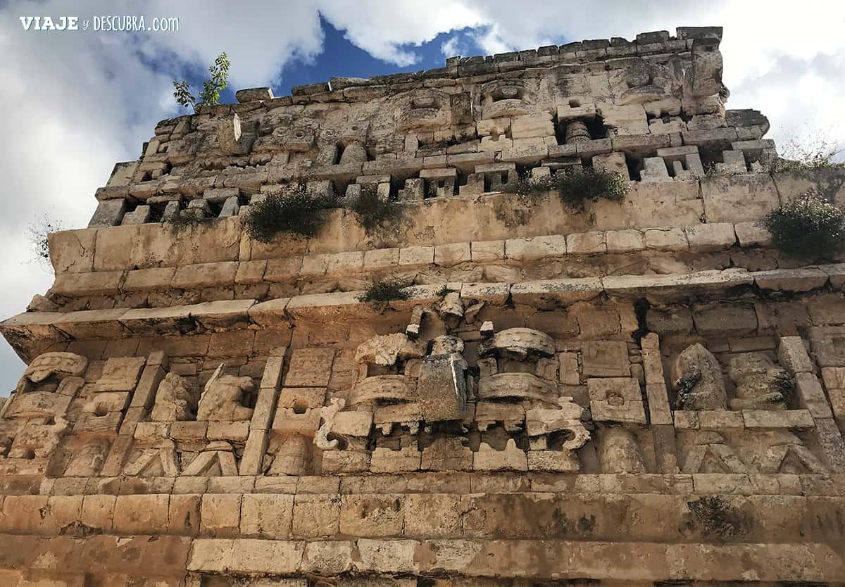 Chichen-Itza,-ruinas-mayas,-mexico,-chichen-viejo,
