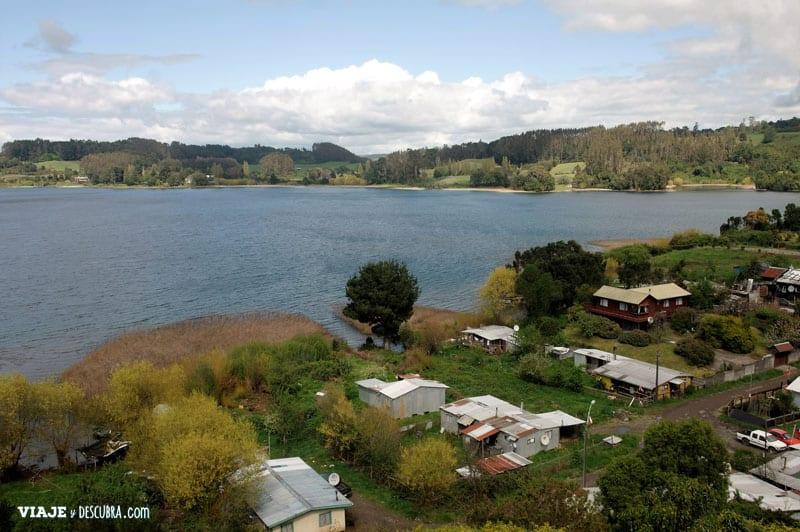 Chile en auto, Puerto Octay, Frutillar, mirador, lago llanquihue