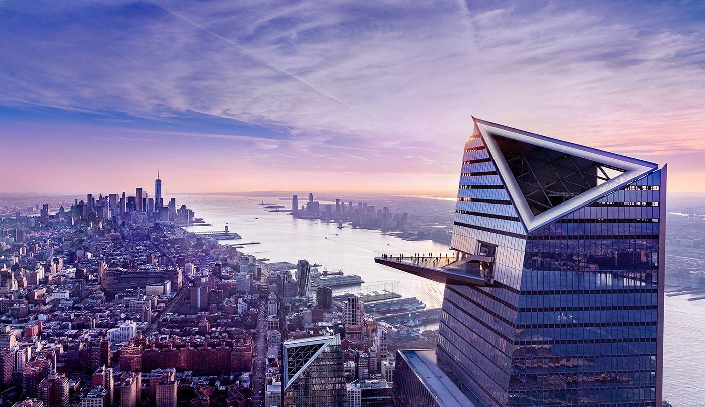 Edge at Sunset, nuevo mirador en Nueva York