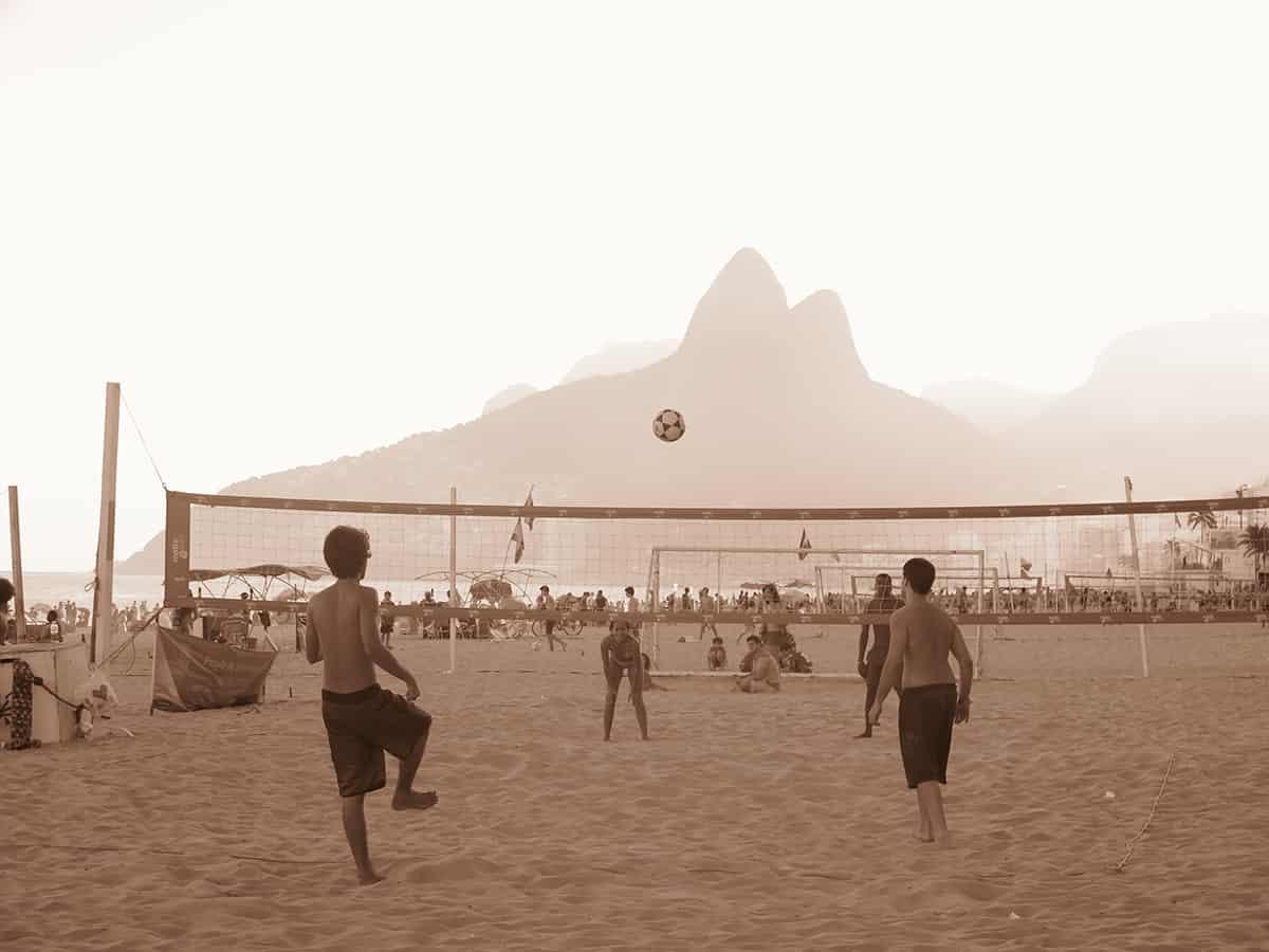 Ipanema, imperdible Río de Janeiro