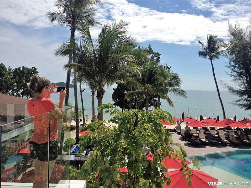 Koh-Samui,-Tailandia,-islas,-chaweng,-playa,-asia,-Amari-Koh-Samui,-hotel,-resort,-pisicina,-alojamiento