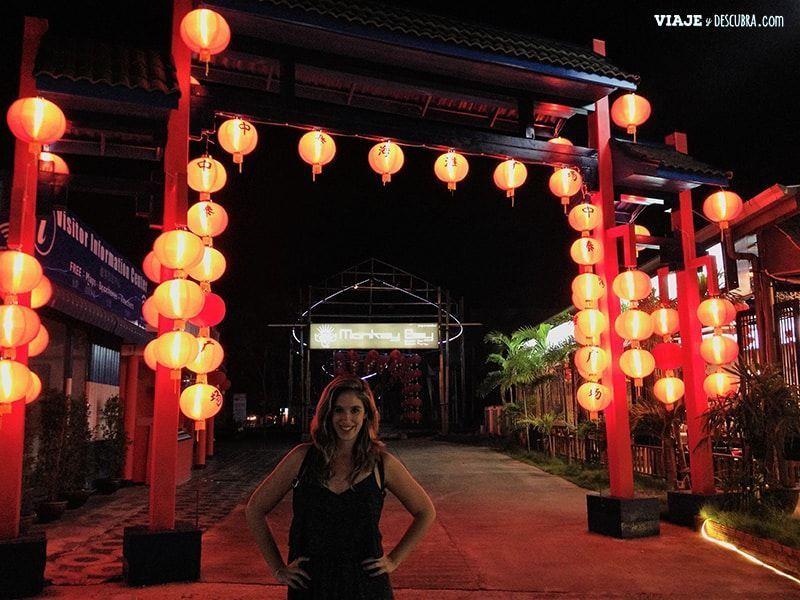 Koh-Samui,-Tailandia,-islas,-playa,-asia,-Chaweng,-centro,-downtown