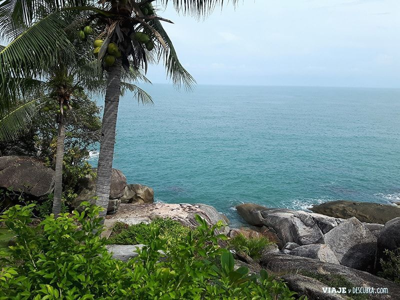 Koh-Samui,-Tailandia,-islas,-playa,-asia,-mirador-natural,-the-cliff