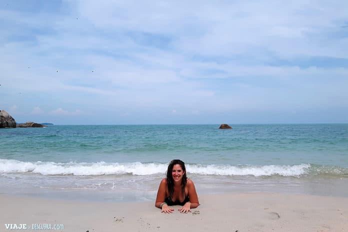 Koh-Samui,-Tailandia,-islas,-playa,-asia,-silver-beach,-flor-zaccagnino
