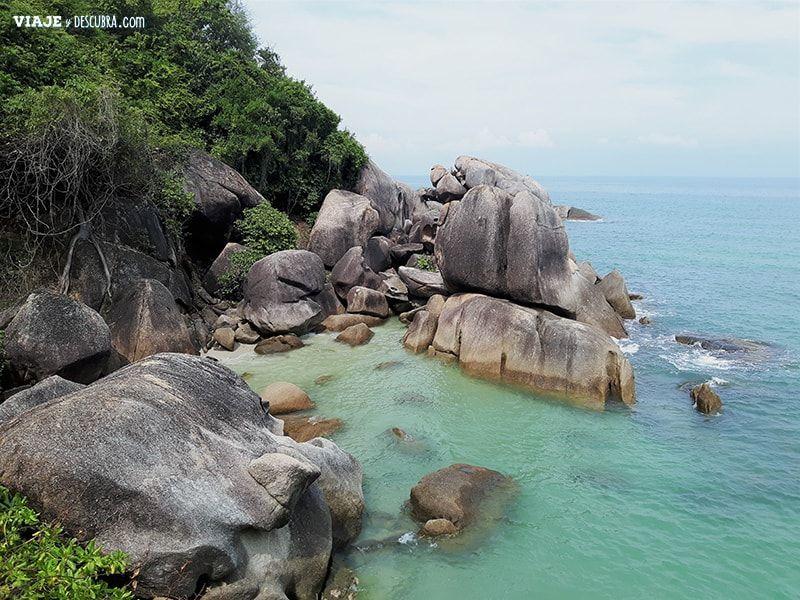 Koh-Samui,-Tailandia,-islas,-playa,-asia,-silver-beach,-mar