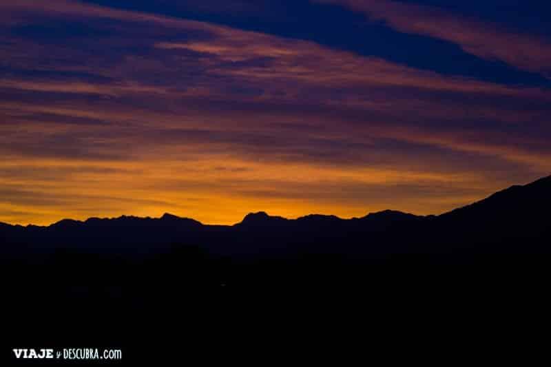 La estancia de Cafayate, Grace Cafayate, amanecer, Sunrise room, montaña, Salta, viajeydescubra