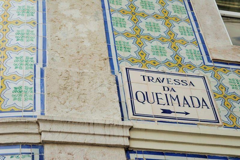 Lisboa, Portugal, imperdibles, Barrio Alto, Bairro Alto, calles