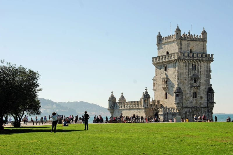 Lisboa, Portugal, imperdibles, Belem, Torre De Belem