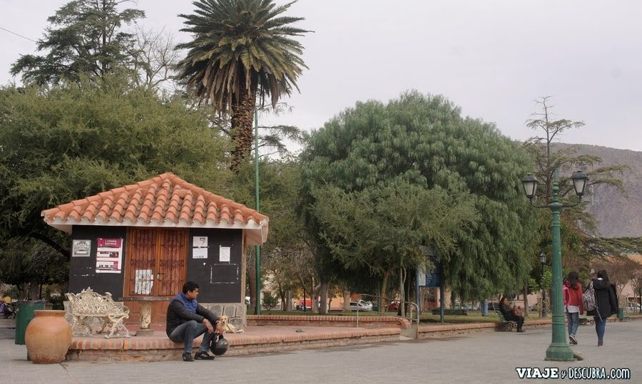Plaza Principal, Cafayate, Salta