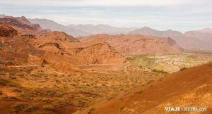 Quebrada de las Conchas, Cafayate, Salta, viajeydescubra, Experiencia Grace, Visit Salta, Mirador Tres Cruces