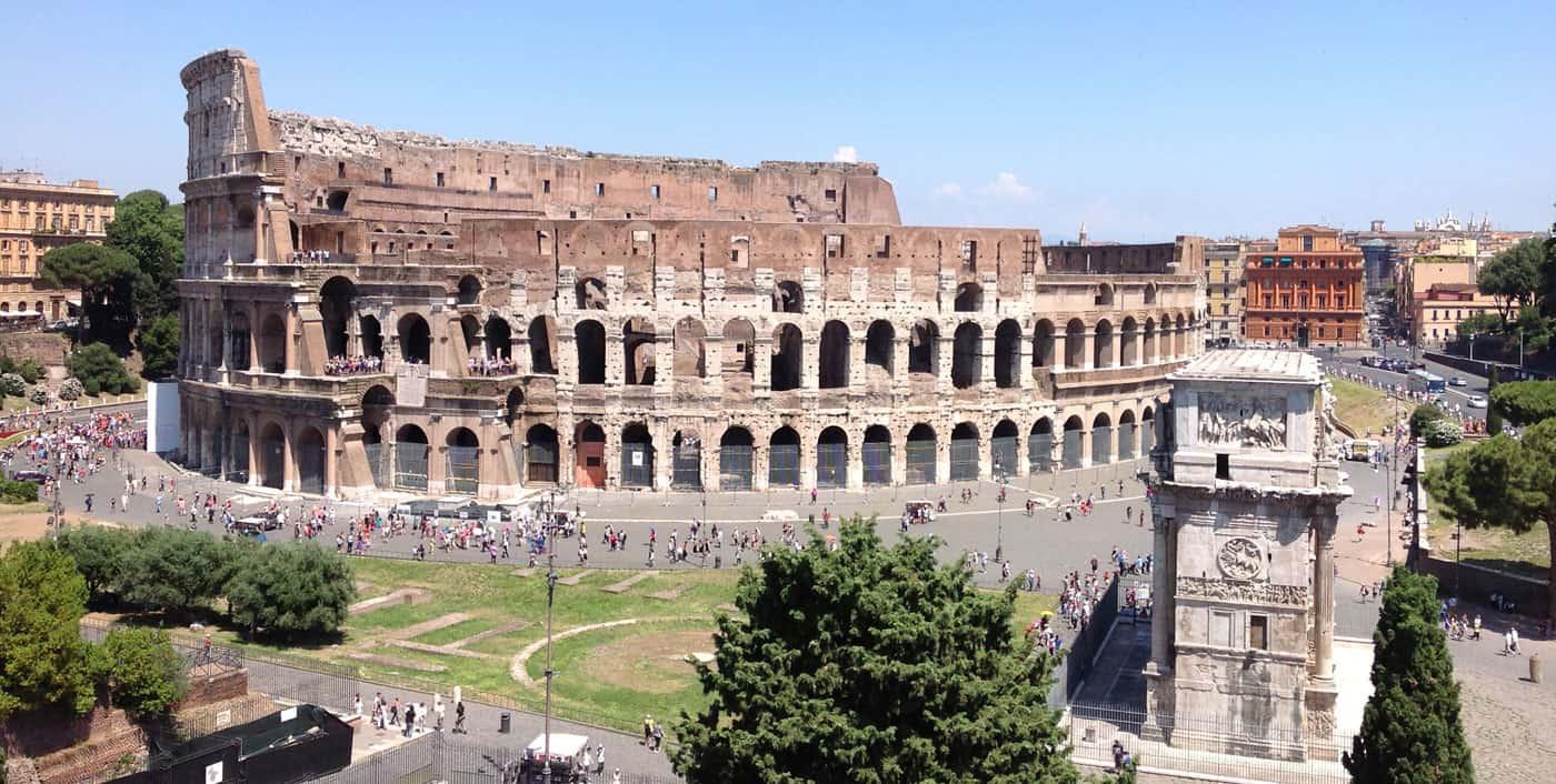 Roma, viajeydescubra, Italia