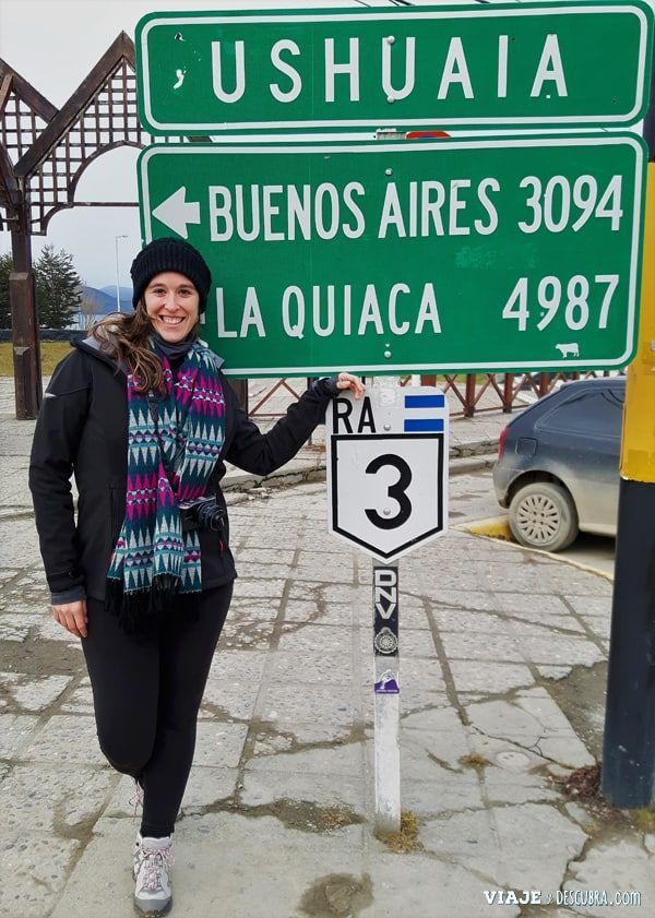 Ushuaia,-Tierra-del-Fuego,-fin-del-mundo,que-hacer-en-Ushuaia,-centro,-cartel-de-ruta-3