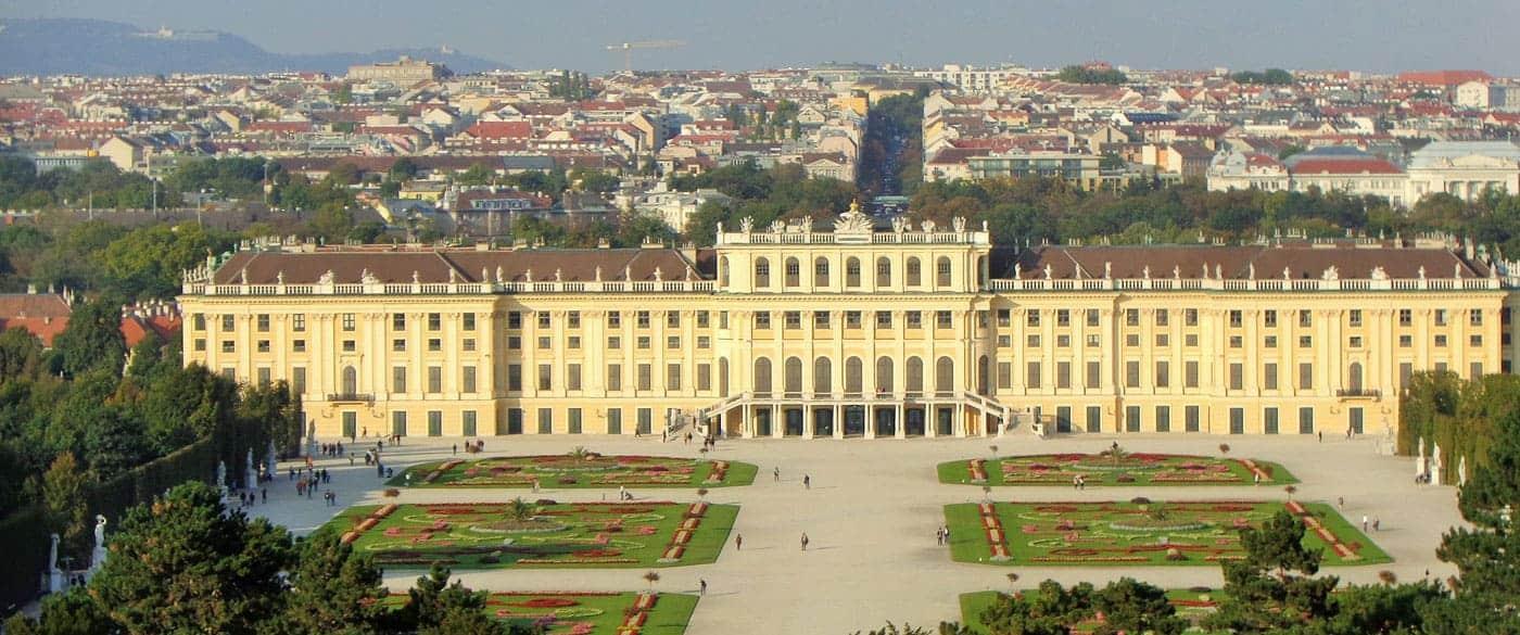 Viena, imperdibles viena, Palacio Schonbrunn