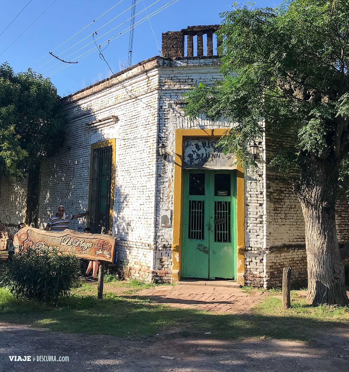 Villa Ruiz, pueblito turístico de buenos aires