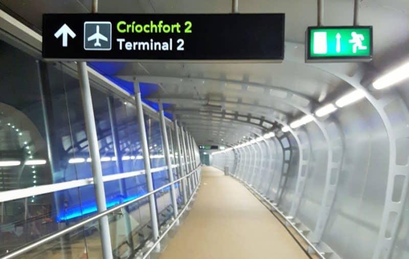 aeropuerto, T2, dormir en el aeropuerto, dublin, irlanda, dos días en Dublin, qué ver en Dublin, imperdibles Dublin, mapa Dublin