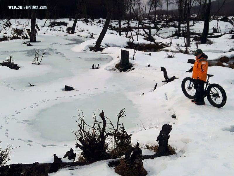 bicicletas-en-la-nieve,-hielo,-ruedas-con-clavos,-excursion,-imperdible,-ushuaia,-aventura,-ushuaia-extremo