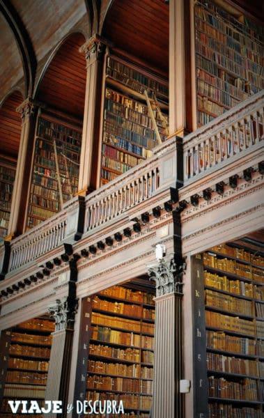 Dublin, Irlanda, old library, books of kells, trinity college, dos días en Dublin, qué ver en Dublin, imperdibles Dublin, mapa Dublin