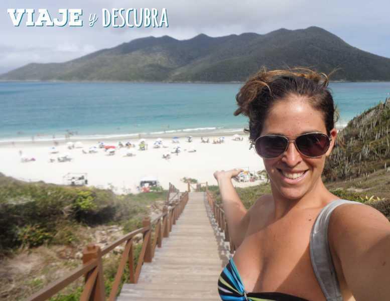 arraial do cabo, as prainhas do pontal da atalaia, playas, paraiso, selfie, brasil