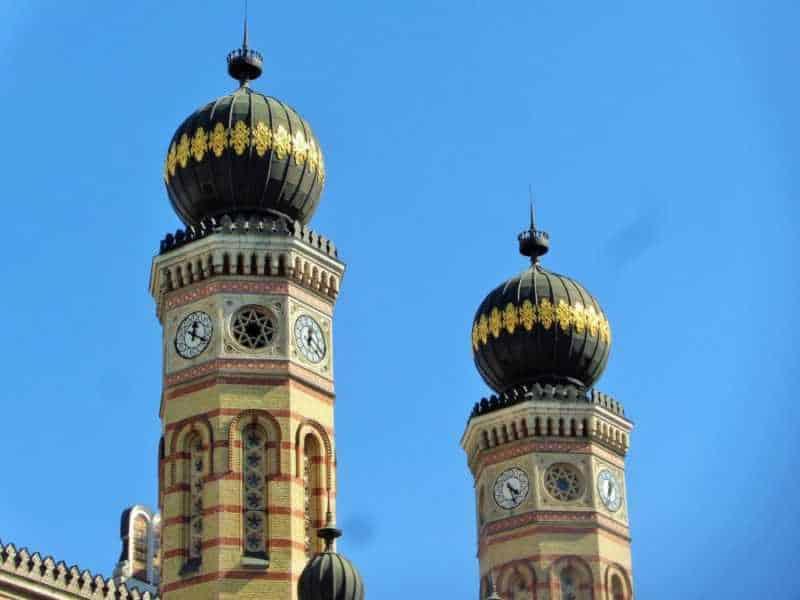 Gran Sinagoga, Budapest , Pest, imperdibles Budapest, que ver en Budapest, tres días en Budapest, Europa, mochileros, mochileros por Europa