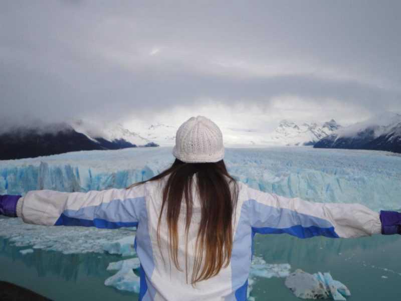 Calafate. Glaciar Pedrito Moreno.