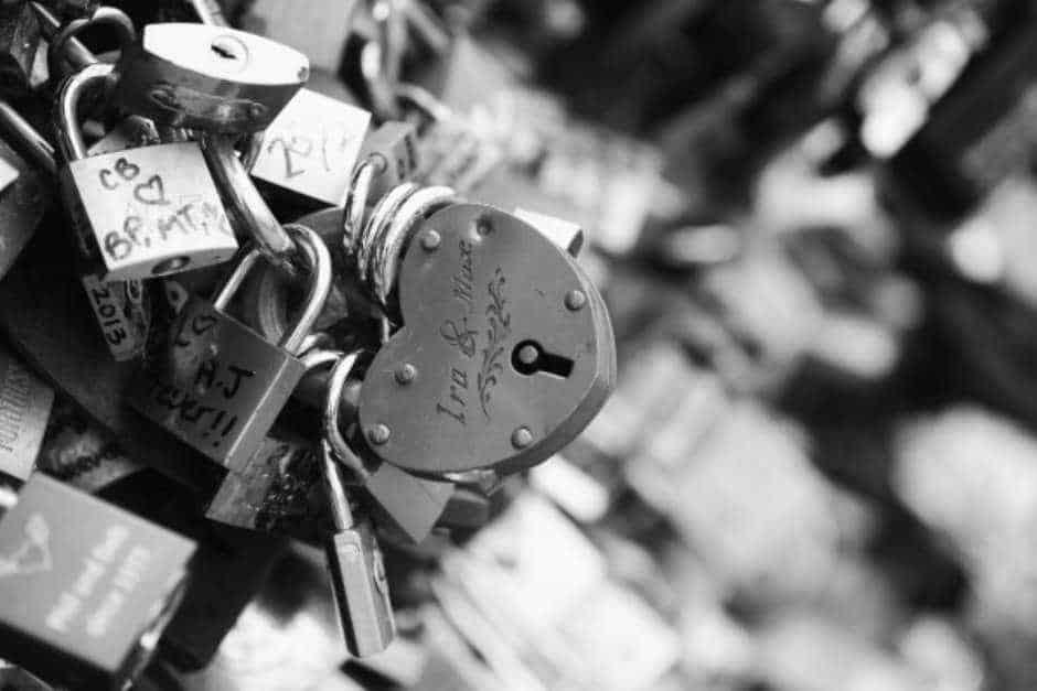 no love locks, no más candados del amor, candados, parís, puente de las artes, pont des arts