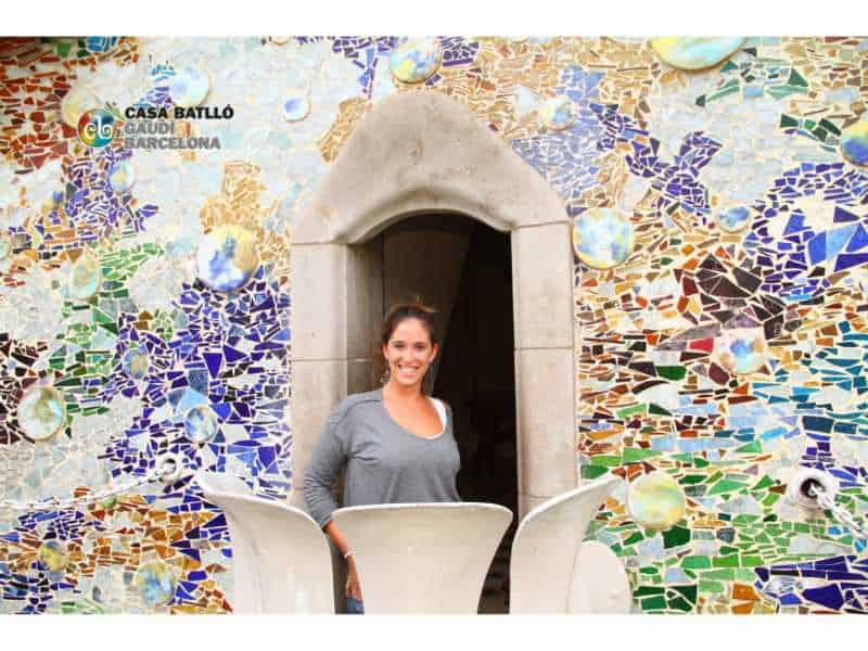 Gaudí, casa batlló, Barcelona, España, imperdibles barcelona, ruta gaudí