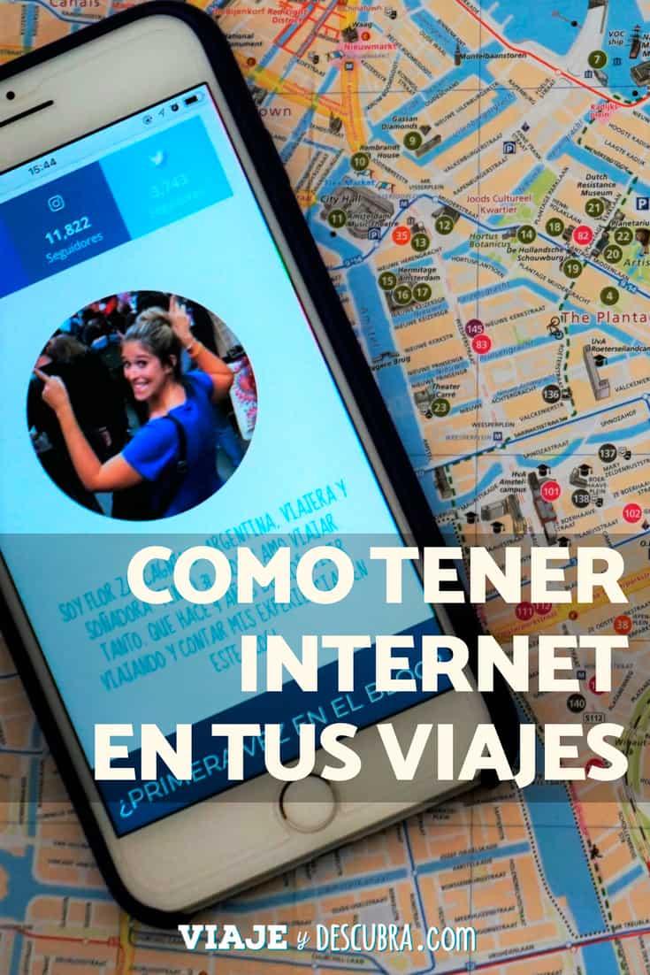 pinterest, internet en el exterior, roaming internacional, chip prepago, descuento holasim codigo VIAJEYDESC