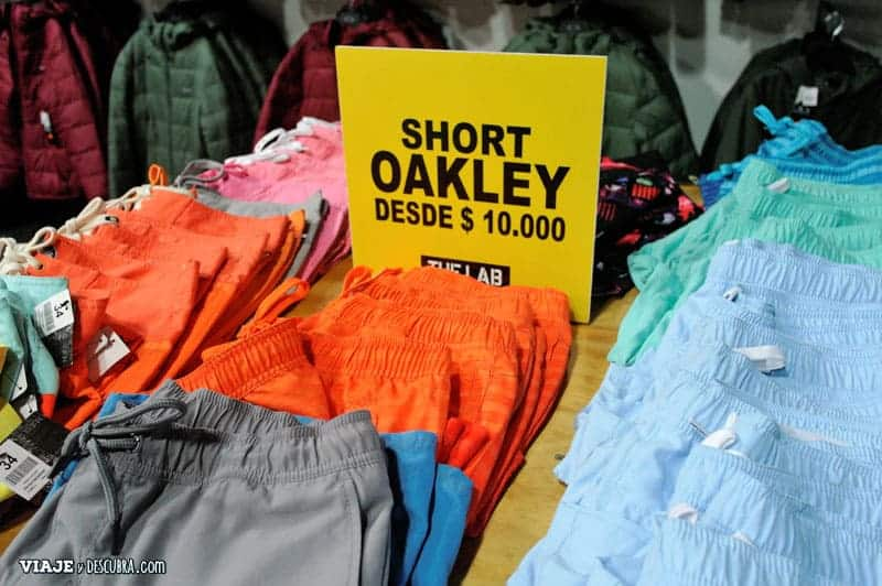 Outlets, Easton Mall, Quilicura, Oakley, donde comprar en Chile, compras, chile, santiago de chile, comprar barato en Chile