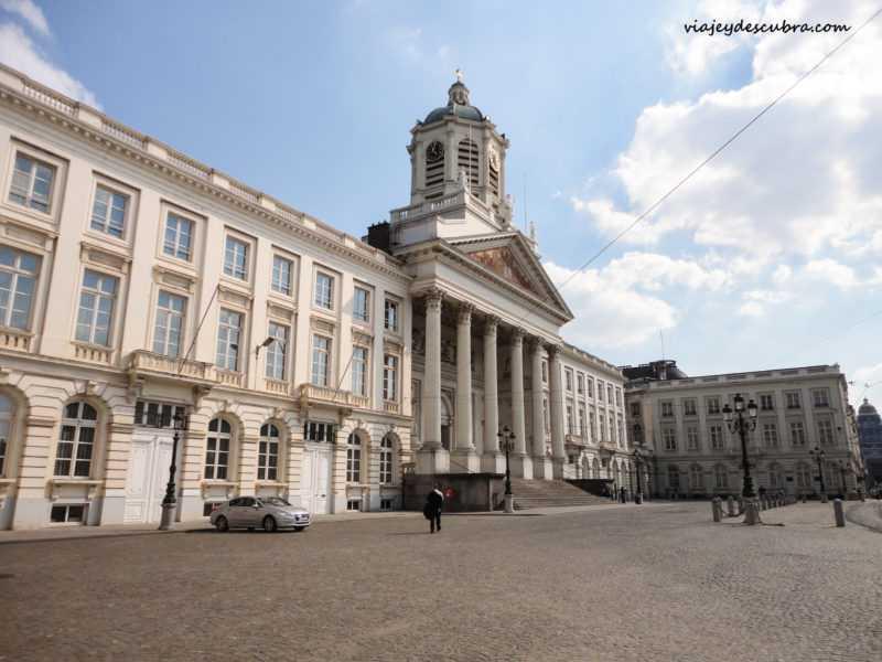 Coudenberg Ancien Palais de Bruxelles - bruselas - belgica - europa - eurotrip - mochilero a europa
