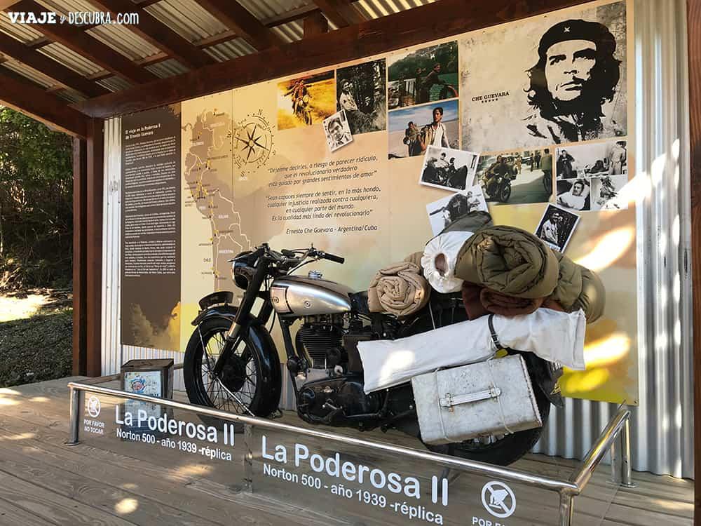 La Poderosa II, Che Guevara