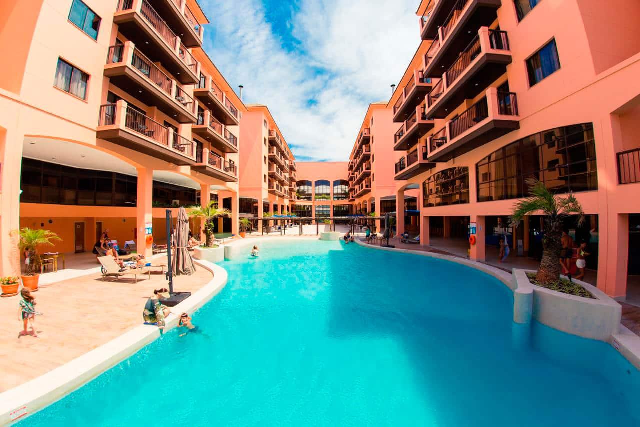 Jurere Beach Village, Florianopolis, piscina