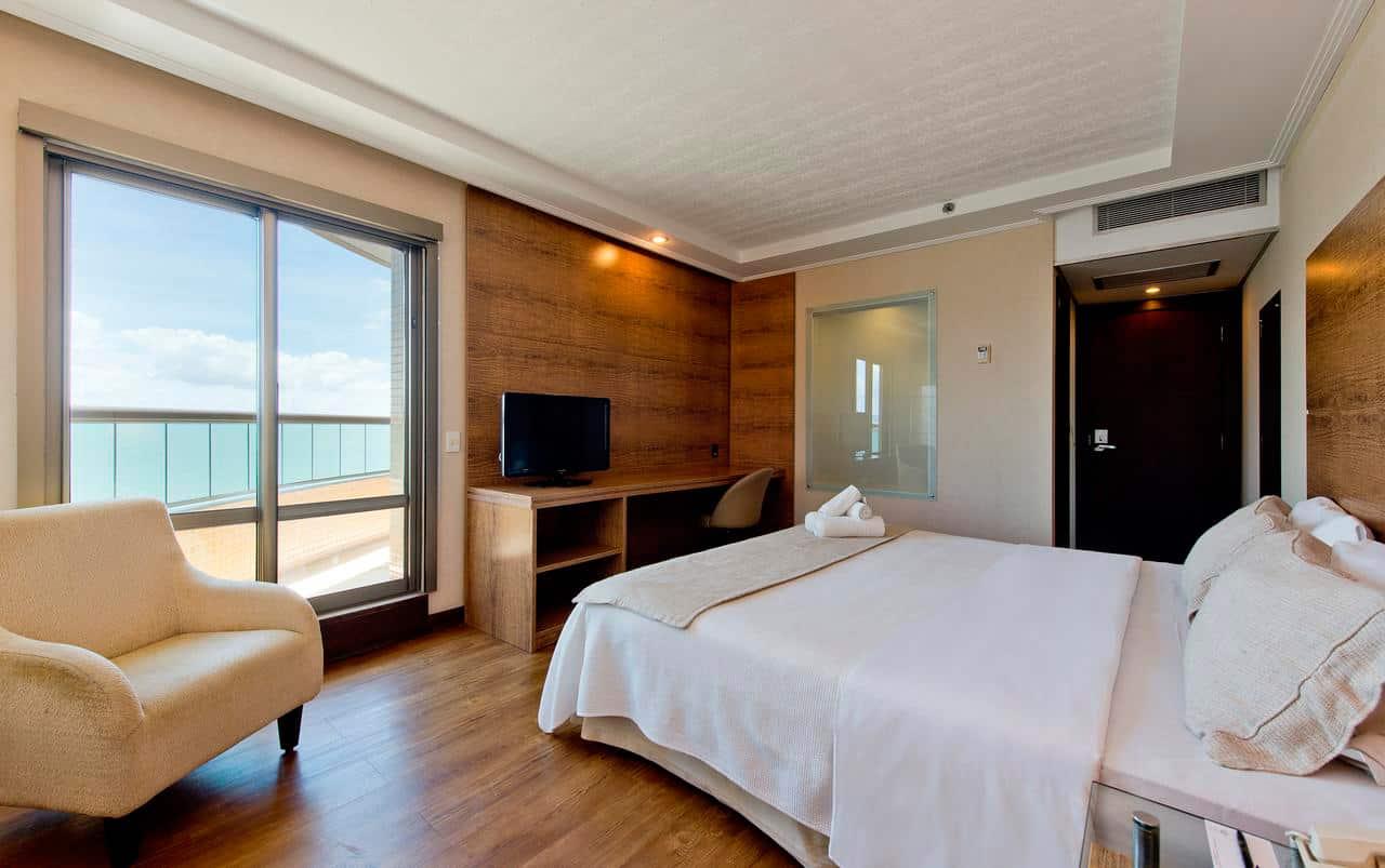 Majestic, cuarto hotel, alojamiento, Florianópolis