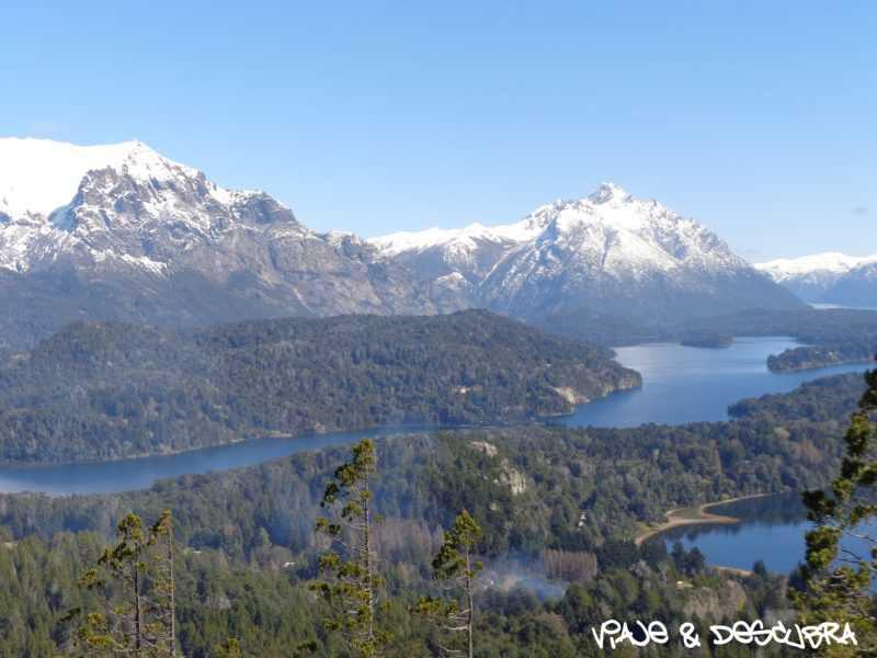 Cerro Campanario, imperdibles Bariloche, bariloche, patagonia, argentina