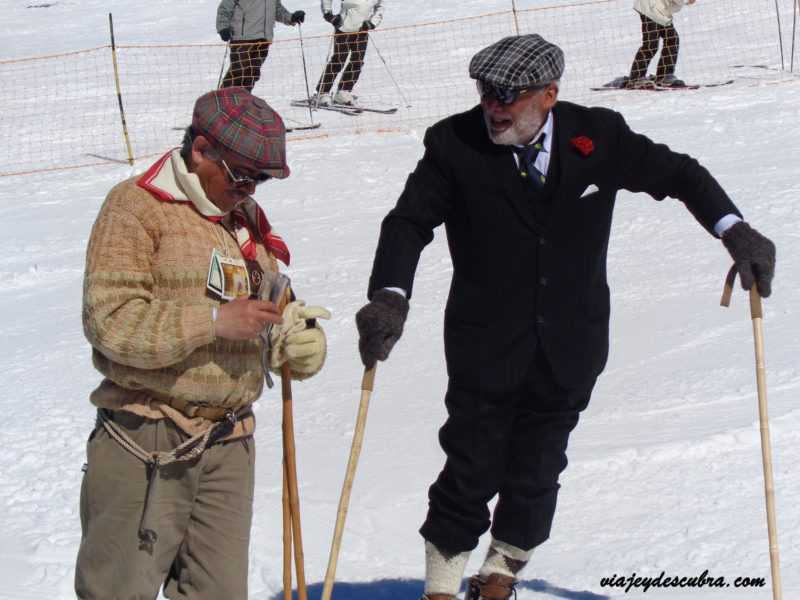 bariloche, argentina, esqui, ski, carrera de la historia, cerro catedral, nieve