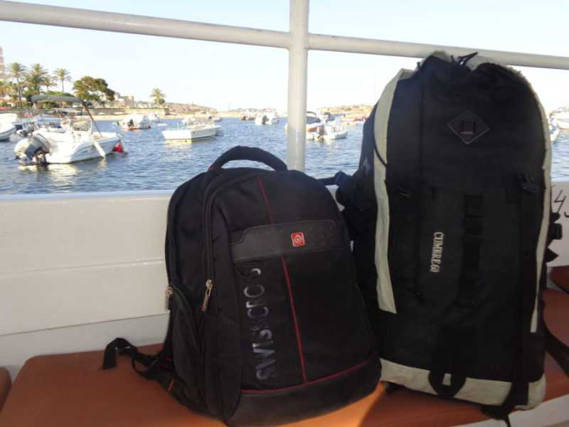equipaje, peso, Europa, Europe, sin maletas, info útil, soluciones, mochila, mochileros