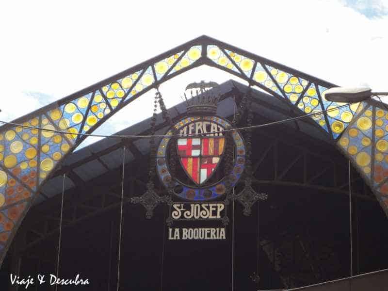 Mercado St. Josep -
